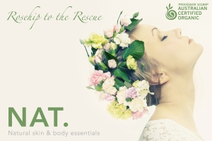 NAT. Rose Hip Oil to the Rescue